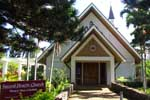 Sacred Hearts Church - Maui